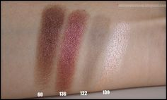 NOSINMYMAKEUP: Sombras Kiko: Review y Swatches