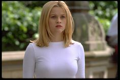 Cruel Intentions - Publicity still of Reese Witherspoon. The image measures 1500 * 1000 pixels and was added on 27 May Reese Witherspoon Young, Reese Whiterspoon, Cruel Intentions, Bad Hair Day, Celebs, Celebrities, Hairstyles Haircuts, Woman Crush, Hair Inspiration