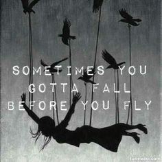Sleeping with Sirens - Sometimes you gotta fall before you fly