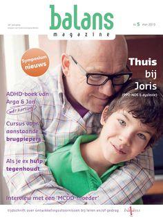 Balans Magazine, tijdschrift voor leden van landelijke oudervereniging Balans met actuele informatie over ontwikkelingsstoornissen bij leren en/of gedrag, zoals ADHD, dyslexie en autisme spectrum stoornissen.