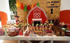 Cumpleaños temáticos de La granja de Zenon y personajes