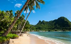 National Park of American Samoa, American Samoa: This park is a sacred land, and protects the ecosystems and traditions of Polynesia's oldest culture.