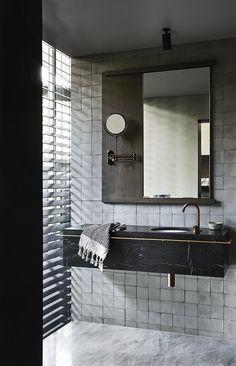 Cool #bathroom