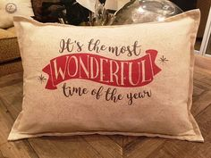 It's the Most Wonderful Time of the Year by JoellesCorner on Etsy