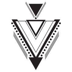 triangle tattoo - Google Search