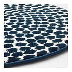 IKEA - FLÖNG, Rug, low pile, The thick pile dampens sound and provides a soft surface to walk on.Durable, stain resistant and easy to care for since the rug is made of synthetic fibers.