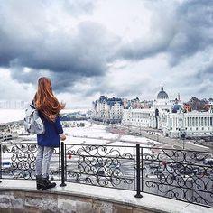 Kazan, Tatarstan. Grafea Leather Backpack #grafea #travel #adventure #city #backpack www.grafea.co.uk