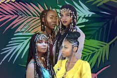 21 Ways To Rocks Braids With Beads | Black women have been adorning their hair in these decorative baubles for centuries and thankfully, the long-standing tradition continues to evolve.