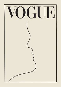 Vogue Poster Vogue Print Wall Art Gift For her Fashion Wall Art Vintage Poster Vogue Vintage, Vintage Vogue Covers, Fashion Vintage, Edwardian Fashion, Mode Collage, Aesthetic Collage, Aesthetic Drawing, Aesthetic Painting, Bedroom Wall Collage