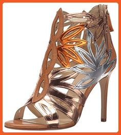 91194331879 Nine West Women s Urgint Synthetic Heeled Sandal