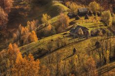Photograph Autumn Romanian landscape by Mihai Dulu on 500px
