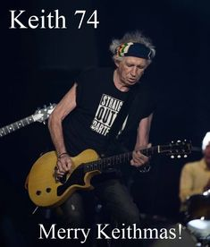 Keith Richards Quote 50