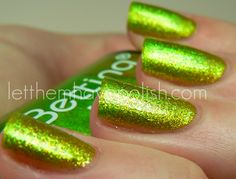 Bettina Disco Collection LE Swatches- A Surprise Inside!! | Let them have Polish!