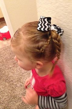 He Couldn't Style His Daughter's Ponytail, So This Single Dad Took A Cosmetology Lesson