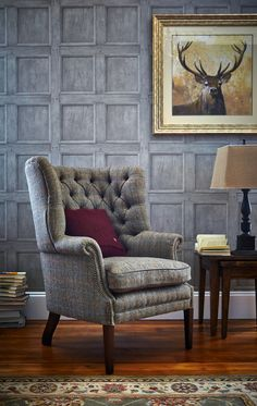 A Must-Read Guide To The Wingback Chair / wingback chairs, modern chairs, interior design inspiration #wingbackchairs #modernchairs #interiordesigninspiration For more inspiration, visit:http://modernchairs.eu/