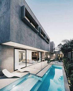 Check @archdose   #allnetworks #allofarchitecture   Cawkwell Street Home By Acre Architects