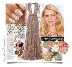 Emmy Nominee by ramona-ice Emmy Nominees, Naeem Khan, Polyvore Outfits, Bobbi Brown, Sequin Skirt, Awards, Ice, Cosmetics, My Style