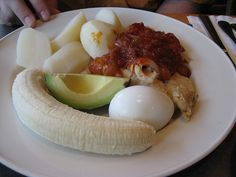 Every Sunday they have Cob fish breakfast it is of the traditional dishes