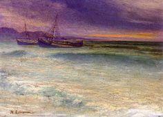 .:. Οικονόμου Μιχαήλ – Michail Oikonomou [1888-1933] Θάλασσα 3