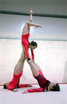 Gymnastics Ireland: Acrobatic team prepares for world Championships
