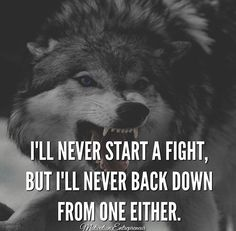 I don't start fights....I finish them Quotes Thoughts, Life Quotes Love, Motivational Quotes For Life, Badass Quotes, Meaningful Quotes, Positive Quotes, Inspirational Quotes, Strong Quotes, Wise Quotes