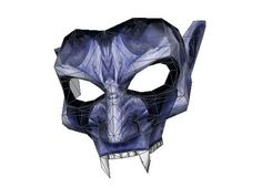 Legacy of Kain: Soul Reaver - Raziel's Mask Free Papercraft Download