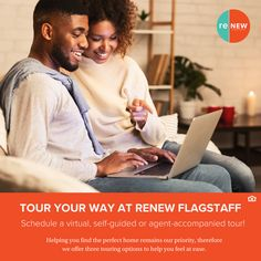 It's almost a new year which means time for a new apartment home in #Flagstaff, AZ! Lucky for you, we're now leasing one and two bedroom apartments. Tour your way by scheduling a virtual, self-guided or agent-accompanied tour. #NowLeasing