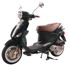 Dream Scooter! Also, so much cheaper than a vespa! Looks just as good too!