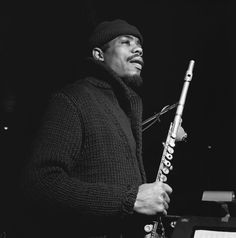 """Jazz Enigma of the '60s Has an Encore: A New Focus on Eric Dolphy, in Washington and Montclair"""