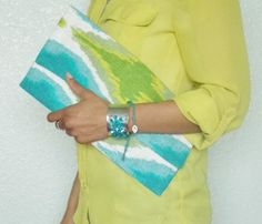 Placemat Clutch by Mckenzie | Project | Sewing / Bags & Purses | Accessories | Kollabora
