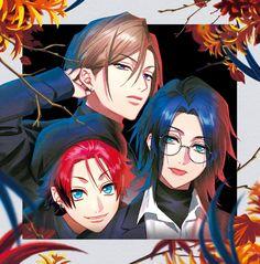 Anime Couples Manga, Anime Guys, Chibi Games, Seasons Song, Captain America Black Widow, Flowey The Flower, Flower Boys, My Idol, Anime Art