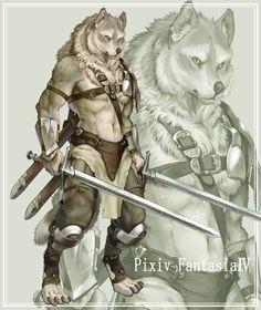 Silver/ Arfrosta Pack warrior