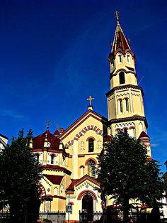 Russian Orthodox Church of St. Nicholas by foje64,