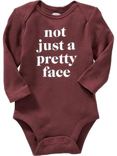 Long-Sleeve Graphic Bodysuits for Baby Product Image