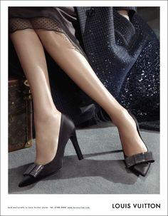 ❦ Louis Vuitton A/W '13 Campaign... photography by Steven Meisel