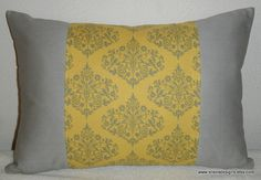 DecorativeAccentThrow Pillow CoverFree US by EllensDesigns on Etsy, $25.00