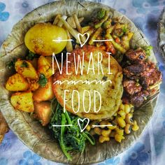 #newari_food #tradition #culture at Kirtipur, Kathmandu Nepal