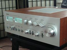 Hallo-Fi Vintage Audio : Yamaha CA-1010 & CA-2010 Amplifier Restorations Vintage Audio Equipment