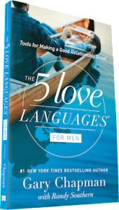 The 5 Love Languages For Men by Gary Chapman #5All4Men