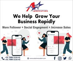 The greatest ability in business is to get along with others and influence their action. A star Innovation helps you to extend your brand's visual appearance.  Email- astarinnovation@gmail.com visit on .www.astarinnovation.com  #AStarInnovation #DigitalMarketing #Lucknow #Business #AdvertisingAgency #BrandBuilding #InternetServices #Promotion #OnlineAdvertising #Engegments #BusinessDevelopment #SMO #SEO Out Of Home Advertising, Online Advertising, Advertising Agency, Increase Sales, Brand Building, S Mo, Digital Marketing, Innovation, Promotion
