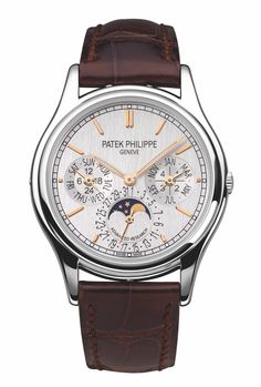 Patek Philippe Introduces New High Tech Heart for Limited-Edition Perpetual Calendar For hundreds of years watches were made with just three material Amazing Watches, Beautiful Watches, Cool Watches, Dream Watches, Fine Watches, Lux Watches, Wrist Watches, Breitling, Rolex