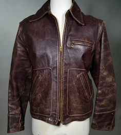 Fashion Days, Man Fashion, Dapper Suits, Casual Wear For Men, Bespoke Tailoring, Vintage Jacket, Leather Jackets, Motorcycle Jacket, Casual Outfits