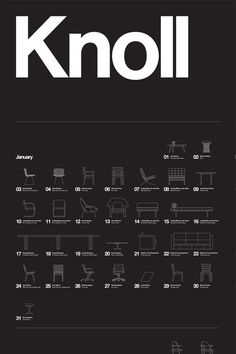 visualgraphic:  Knoll