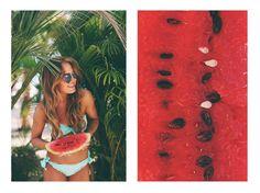 Angelica Blick | Bikini from Gina Tricot