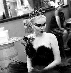 Diy Black swan costume