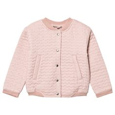 Layer your little one during the transitional months in this Pomette Jacket from Emile et Ida. Crafted from pure cotton with a pad