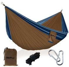 camping accessories    portable camping hammock  3rd generation  wolfyok  tm multifunctional lightweight camping furniture    gonex parachute nylon fabric ourdoor camping      rh   pinterest