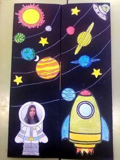 Resultado de imagen para lapbook sistema solar