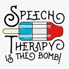 Speech Therapy is the Bomb! Another funny Peachie Speechie tee for SLPs! Speech Therapy Quotes, Speech Therapy Shirts, Quotes For Shirts, Me Quotes, Funny Quotes, Speech Language Pathology, Speech And Language, Speech And Hearing, Best Speeches