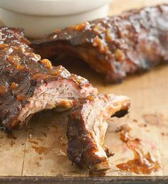 Caribbean Rum Ribs from the Better Homes and Gardens Must-Have Recipes App